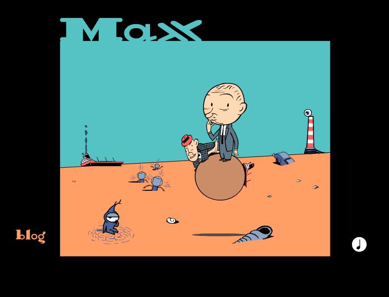 como hacer un libro - la vision de Max bardin