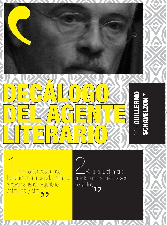 Agencia literaria 1