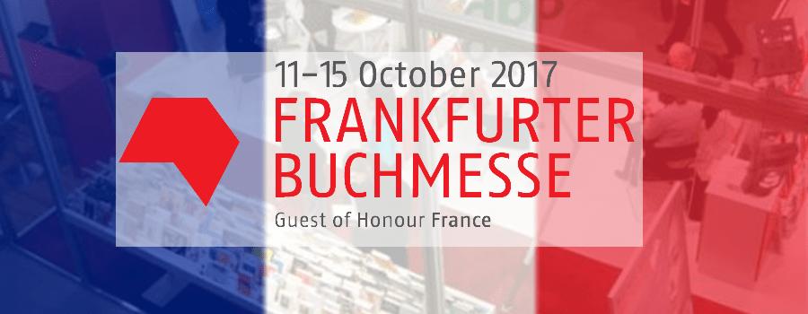 Feria del libro de Francfort