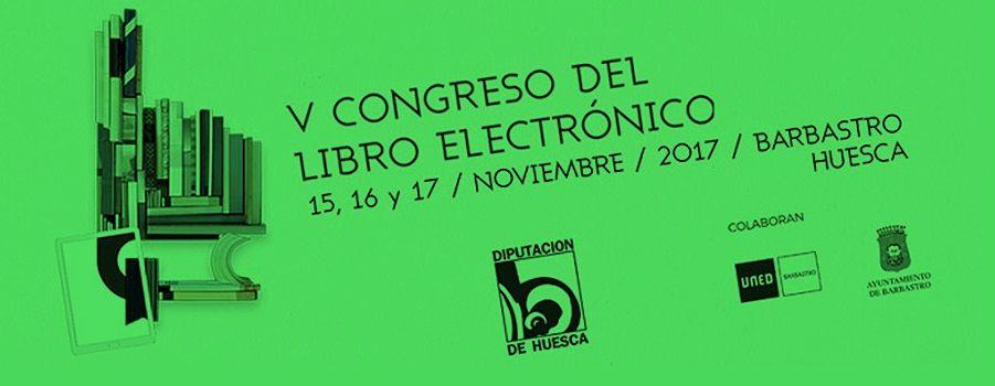 V Congreso del libro electrónico