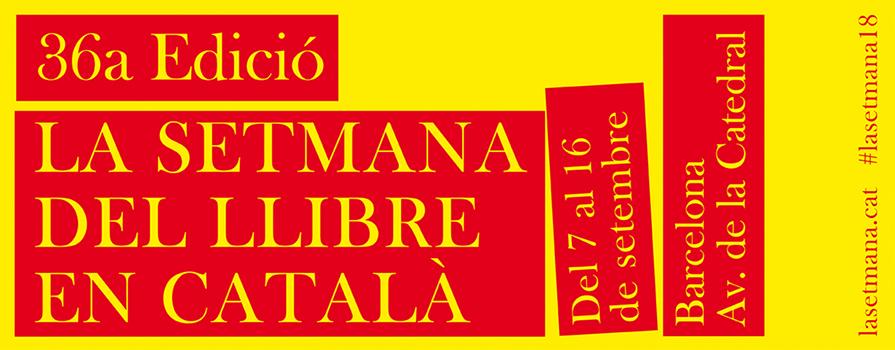 setmana del llibre catalan