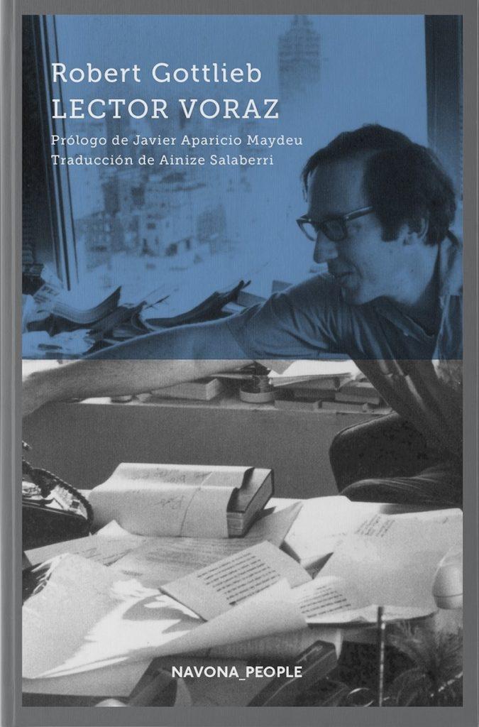 Lector voraz de Robert Gottlieb