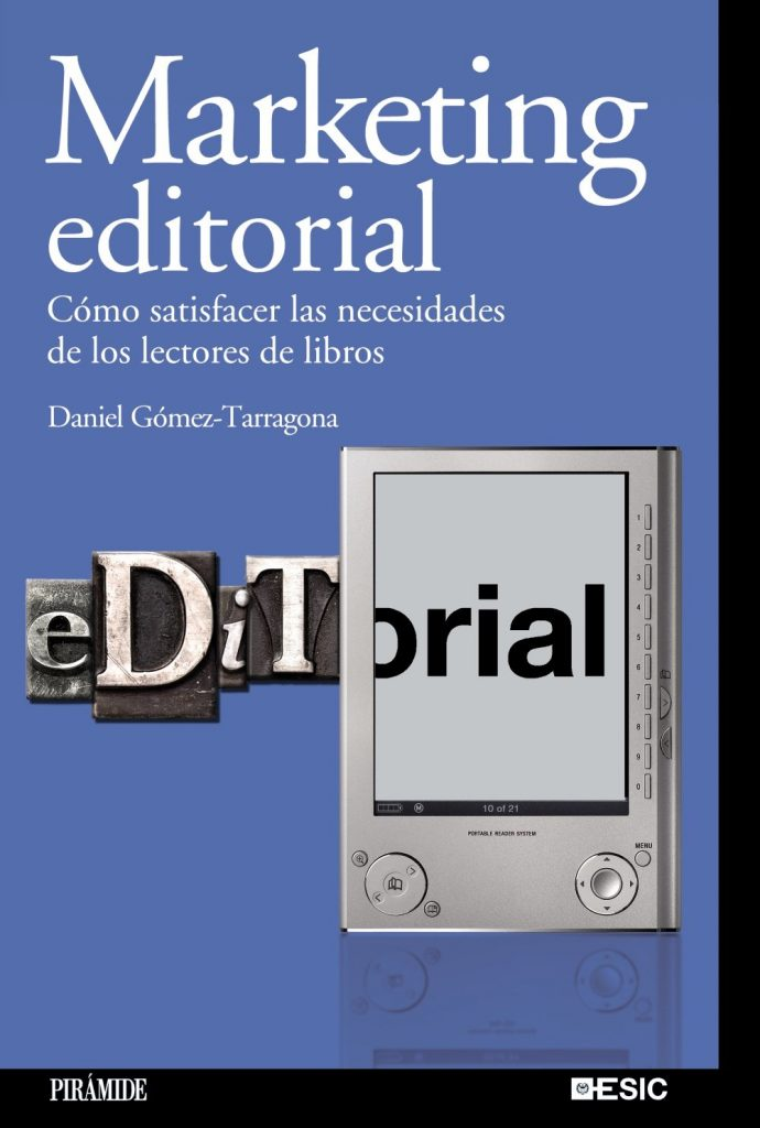 Libro de Marketing editorial