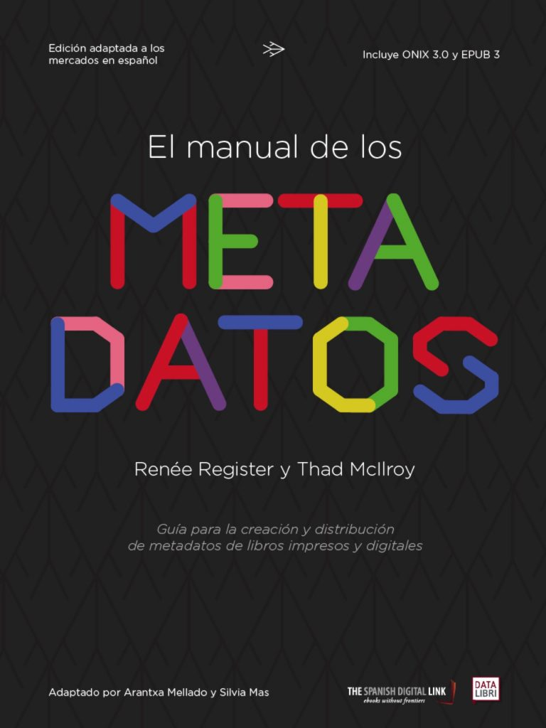 Metadatos para libros