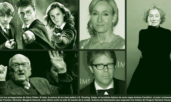 Harry Potter y sus vecinos se van a vivir a Casa Penguin