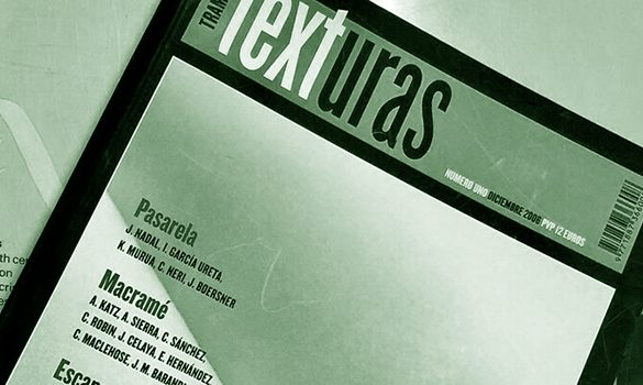 Revista texturas